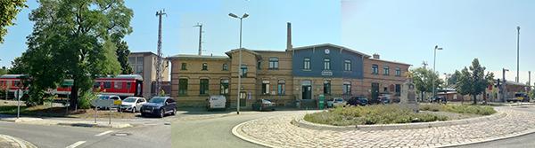 Kulturbahnhof Ortrand